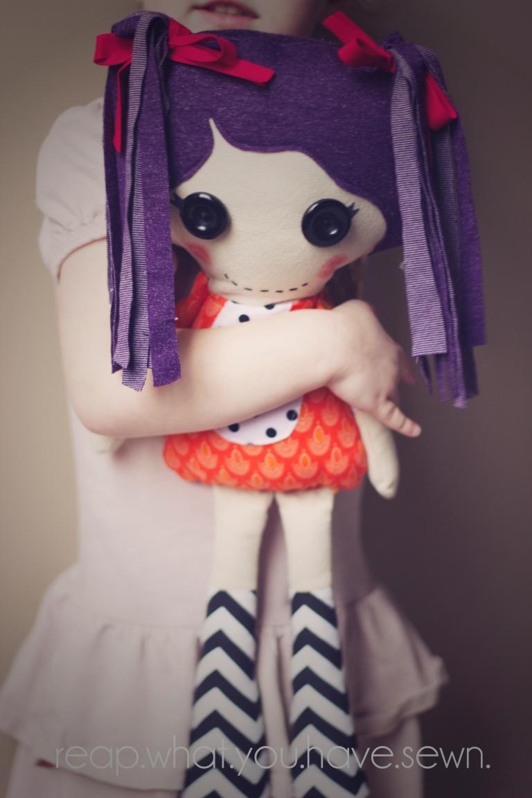 Peanut Doll